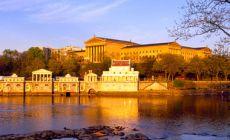 Philadelphia - Muzeum umění