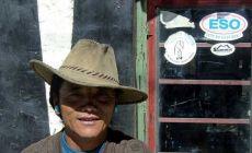 Tibeťanka a cestovka ESO