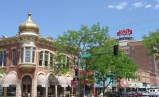 Rapid City město