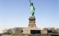 New York socha Svobody