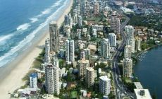 Gold Coast - surfers-paradise