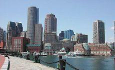 Boston ve dne