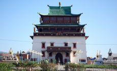 Mongolský chrám