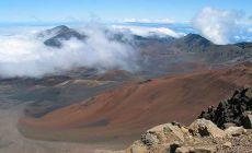 Haleakala - kráter