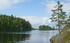 jezero Onego