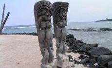 Pu´uhonua O Honaunau Big Island