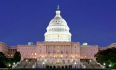 Washington DC - Capitol budova
