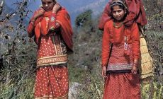 Tibetský kroj