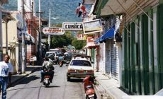 Puerto Plata - ulice