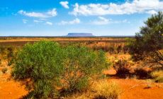 Australské vnitrozemí