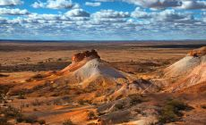 The Breakaways Coober Pedy