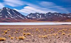 Chile – Poušť Atacama