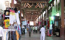 souk - místní trhy
