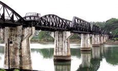 Most přes řeku Kwai