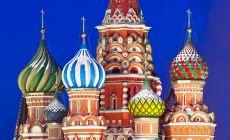 Moskva, katedrála sv. Basila