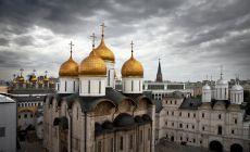 Moskva, katedrála Uspensky