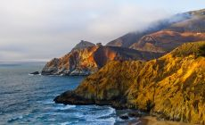 Pobřeží Californie